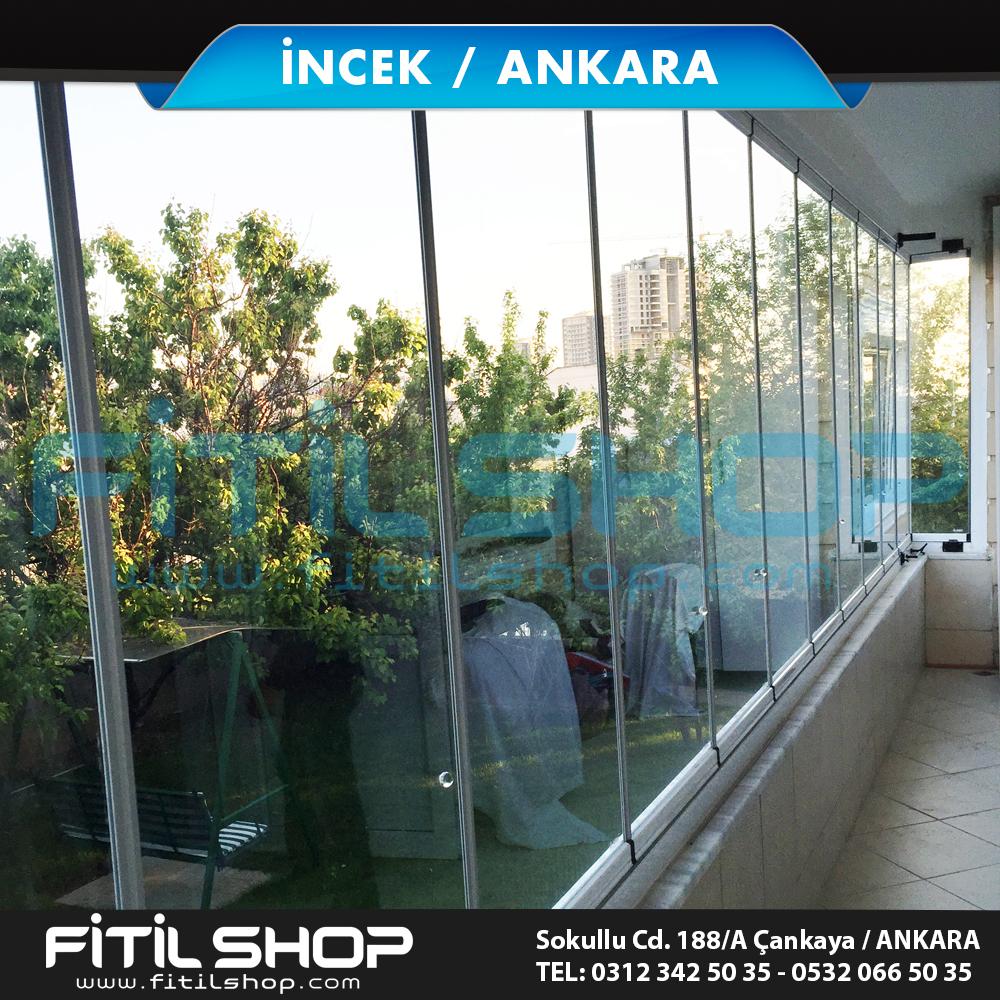 bahçeler için cam balkonlar