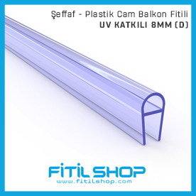 Şeffat Plastik Fitil 8