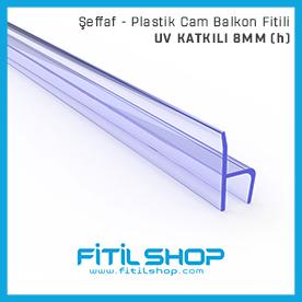 Şeffat Plastik Fitil 6