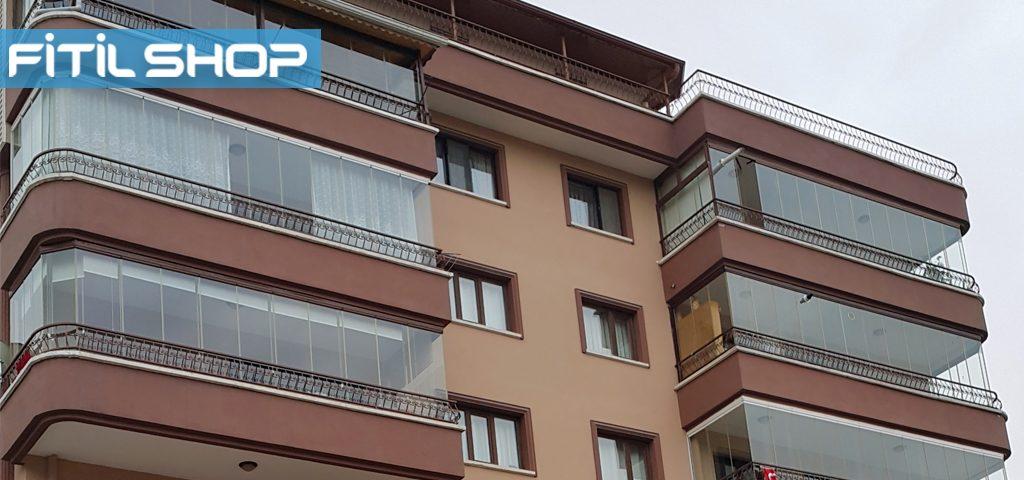 Alüminyum Cam Balkon Fitil Fiyatları