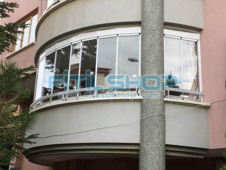 Isıcamlı Cam Balkon 2