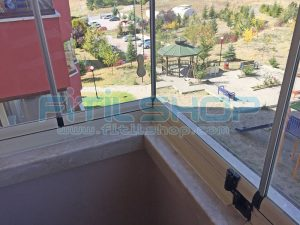 Yaşamkent Alüminyum Cam Balkon Fitil Montajı ve Satışı 8