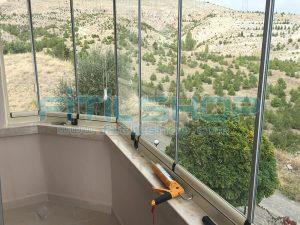 Yaşamkent Alüminyum Cam Balkon Fitil Montajı ve Satışı 9