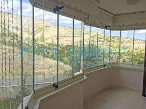 Yaşamkent Alüminyum Cam Balkon Fitil Montajı ve Satışı 12