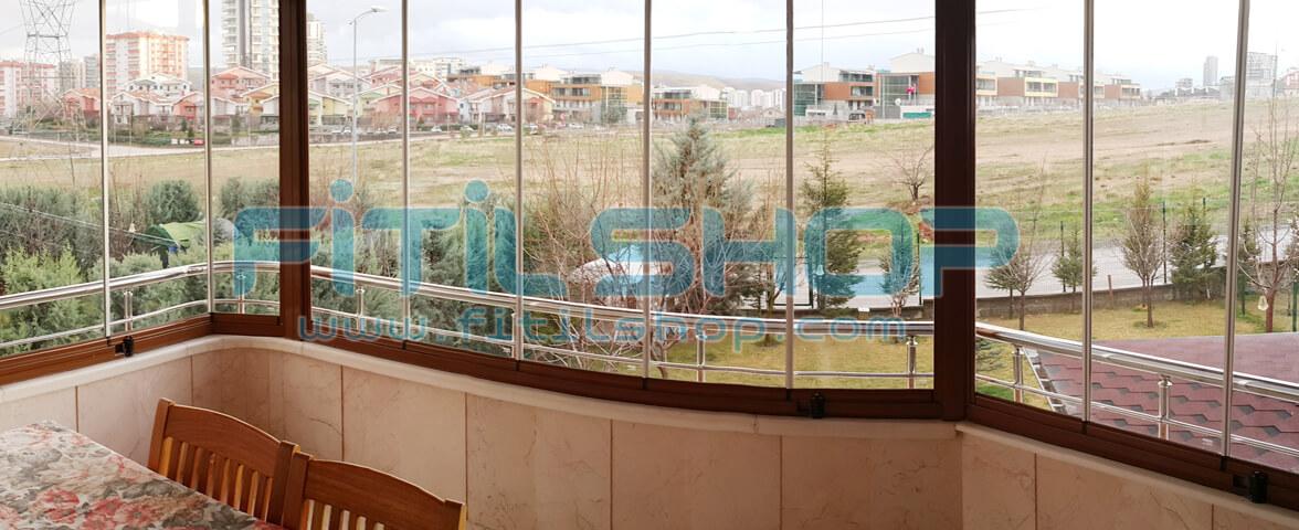 Çayyolu Başkent Park Villaları Montajımız 9