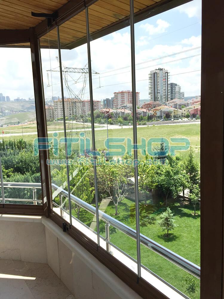 Çayyolu Başkent Park Villaları Montajımız 7