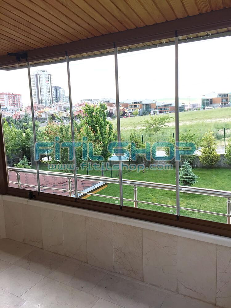Çayyolu Başkent Park Villaları Montajımız 8