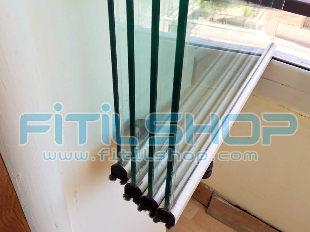 Alüminyum Cam Balkon Fitili Montajı Nasıl Yapılır ? 3