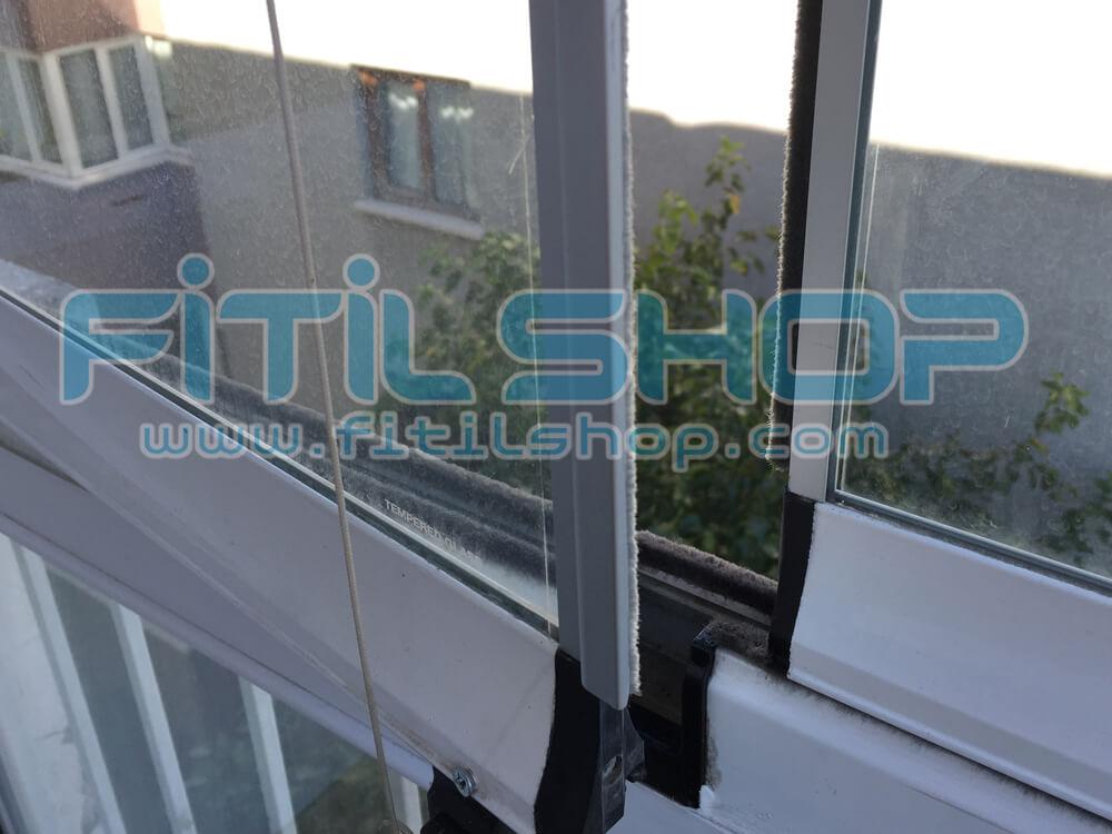 Alüminyum Cam Balkon Fitili Montajı Nasıl Yapılır ? 4