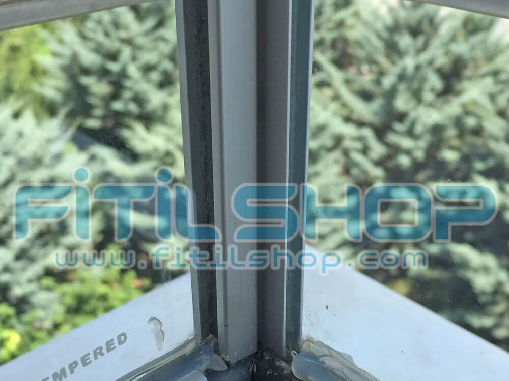 Alüminyum Cam Balkon Fitili Montajı Nasıl Yapılır ? 5